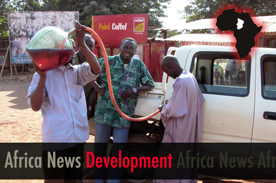 Africa News: Tapping Oil Revenues for Health?