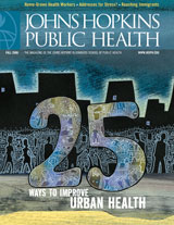 Special Urban Health Issue