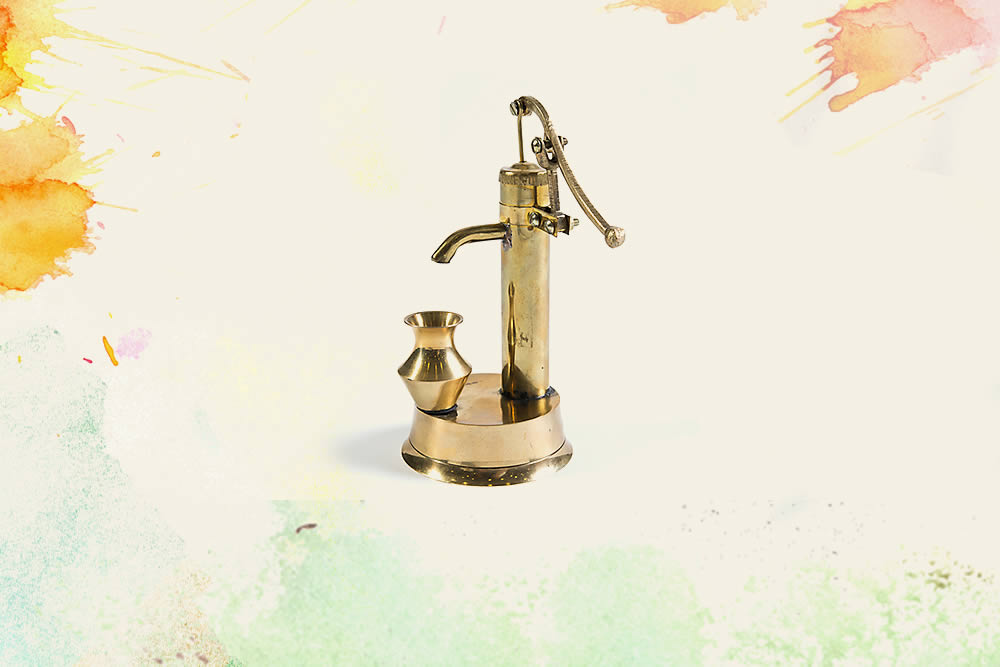 Desktop Water Pump (2010)