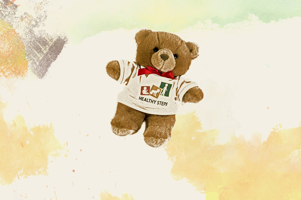 Healthy Steps Bear (c. 1995)