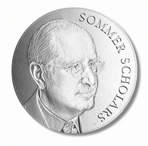 The Sommer Scholars Medallion