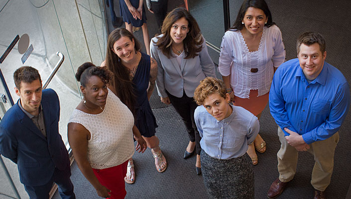 Bloomberg Initiative Fellows