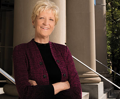 Essentials from Dean Ellen J. Mackenzie, PHD '79, MSC '75