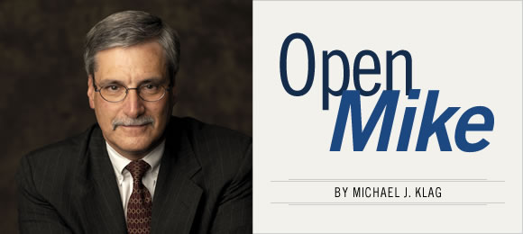 Open Mike by Michael J. Klag