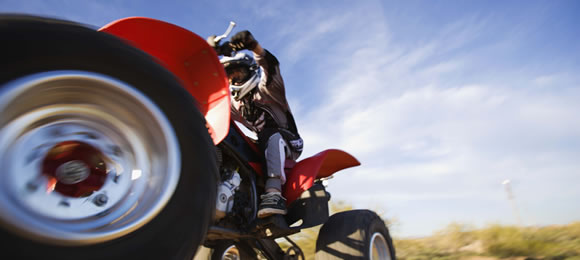 Kids and ATVs: A Dangerous Combination