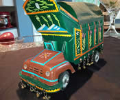 Indian truck toy