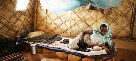 Expanding the Anti-Malaria Safety Net