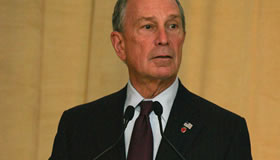 Bloomberg Honored with Lasker Award