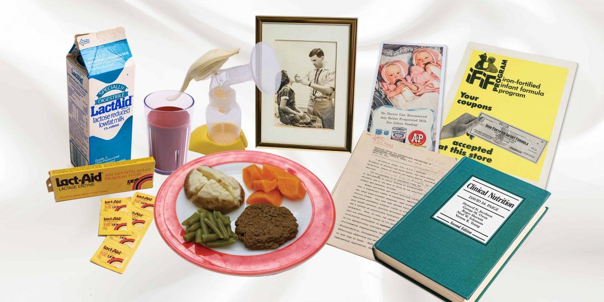 David Paige's Nutrition Artifacts