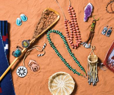 Native American cultural touchstones