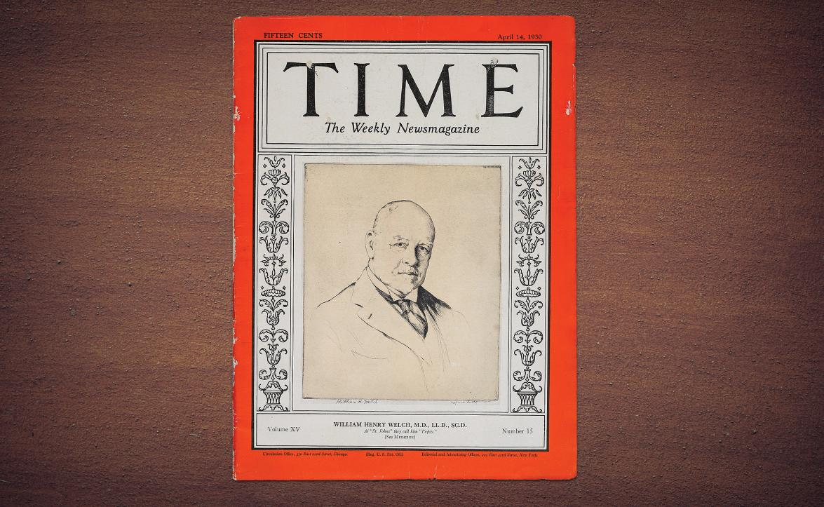 1930 Time magazine cover